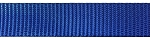 1'' Polyester Webbing - Royal Blue